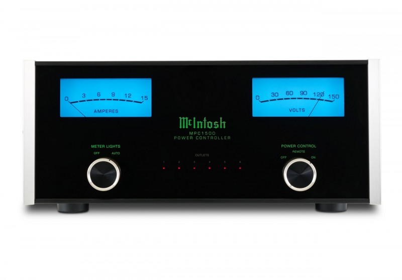 McIntosh MPC15Power Controller - Synergy Audio