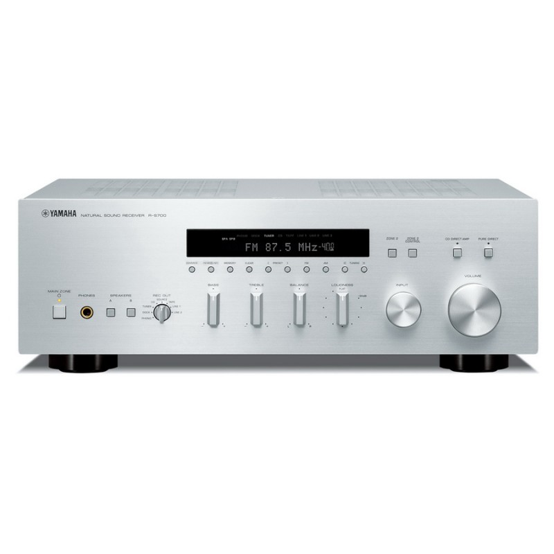 yamaha r s700 am fm stereo receiver hi fi at vision living