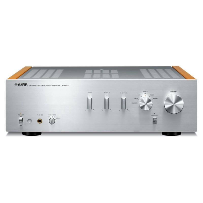 yamaha a s1000 stereo amplifier hi fi at vision living