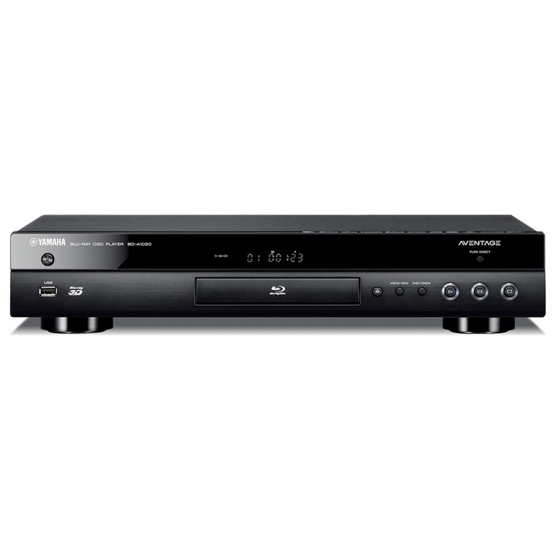 yamaha bd a1040 blu ray dvd player home cinema at vision