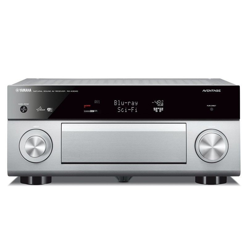 Yamaha RXA  Home Theatre Receiver Home Cinema At Vision - Small home theater receiver