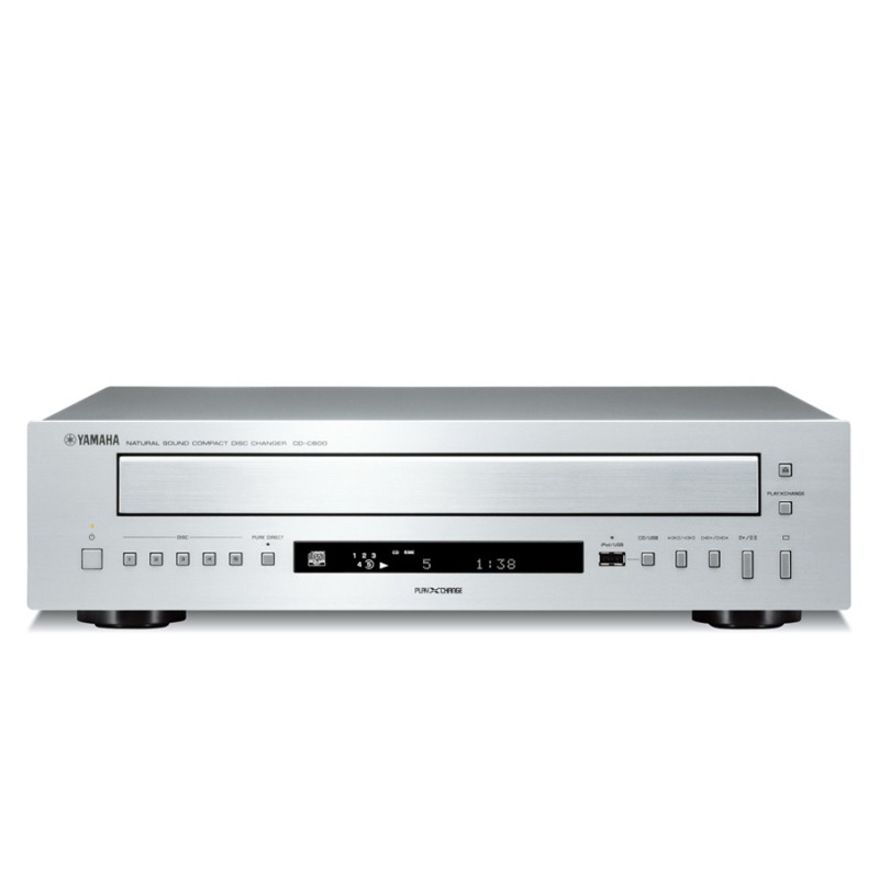 yamaha cd c600 5 disc carousel cd player hi fi at vision