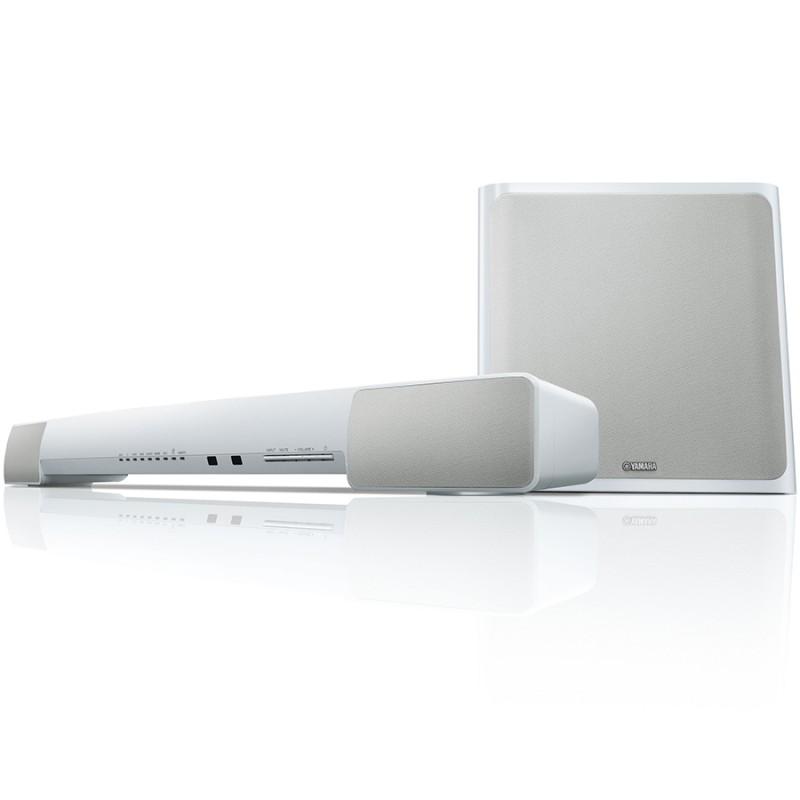 Yamaha yas 203 soundbar speakers at vision living for Best buy yamaha sound bar