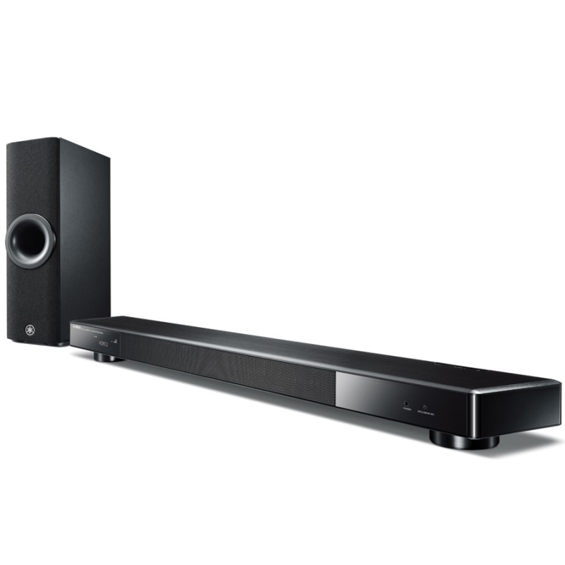 yamaha ysp 2500 soundbar speakers at vision living