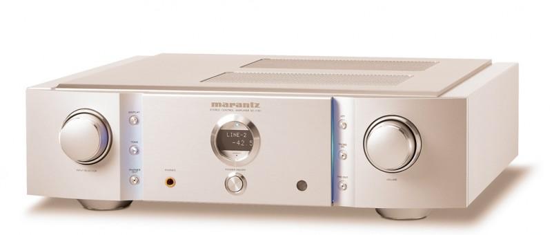 Marantz sc11s1 premium stereo control amplifier hi fi at vision living - Impianto hi fi casa consigli ...