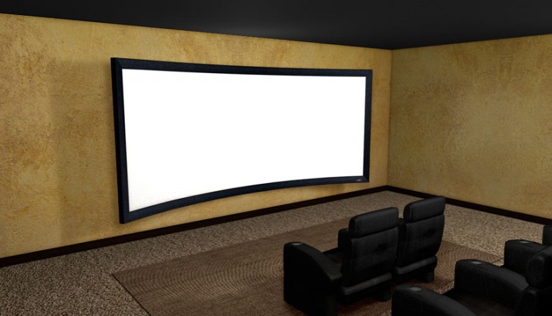 fixed projection screen Thinking about getting a projector don't forget the screen cnet también está disponible en español the big picture: projection screen basics.