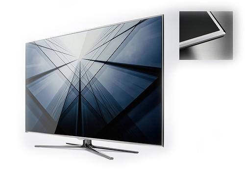 samsung smart tv 55 inch series 8 tv displays at vision living. Black Bedroom Furniture Sets. Home Design Ideas
