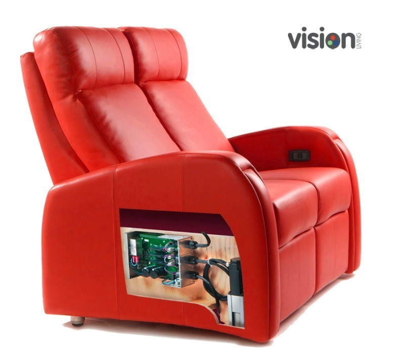 D BOX   Love Chair (4 Actuators) ...