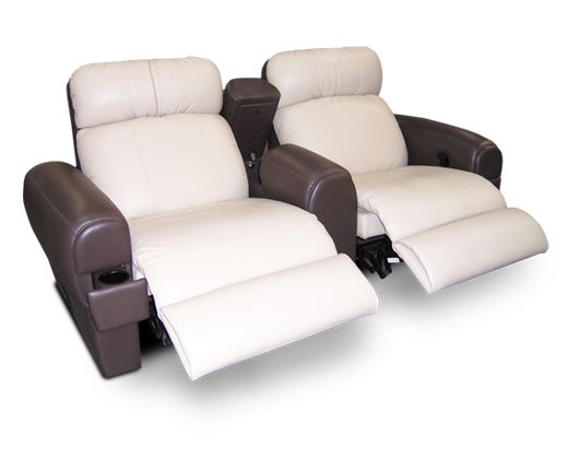 Fortress Home Cinema Seating Concept Custom Furniture At Vision Living