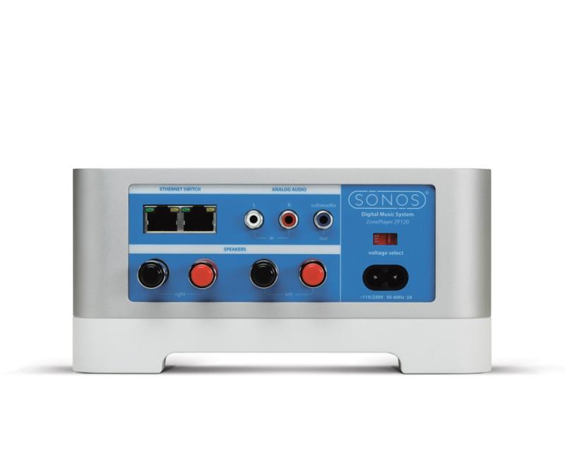 sonos connect amp zp120 multiroom audio at vision living. Black Bedroom Furniture Sets. Home Design Ideas