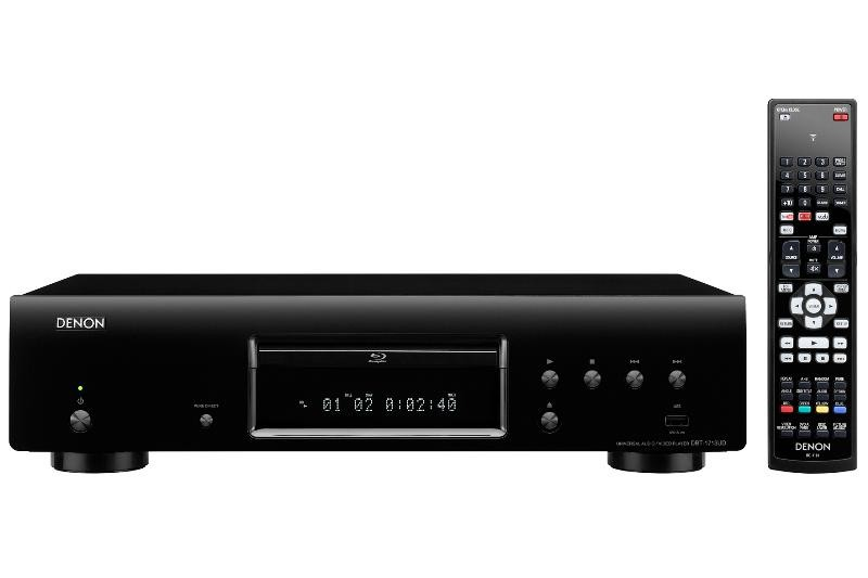 denon dbt1713udbk blu ray player home cinema at vision living. Black Bedroom Furniture Sets. Home Design Ideas