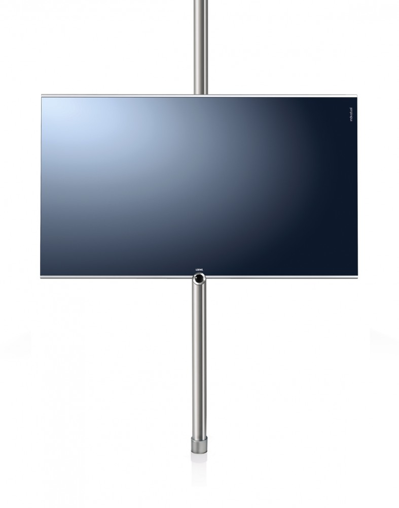 loewe individual 40 compose led tv tv displays at vision living. Black Bedroom Furniture Sets. Home Design Ideas