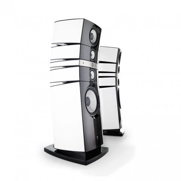 focal grande utopia em floor stand speaker speakers at. Black Bedroom Furniture Sets. Home Design Ideas