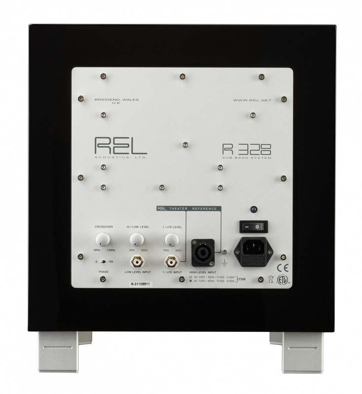 Rel R 328 Subwoofer Speakers At Vision Living