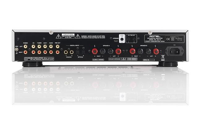 Rotel Ra 12 Integrated Amplifier Hi Fi At Vision Living
