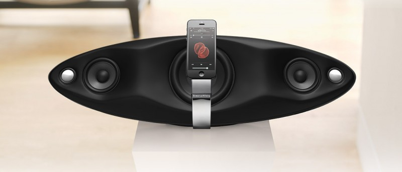 Bowers Wilkins Zeppelin Air 30 Pin Compact Audio At Vision Living