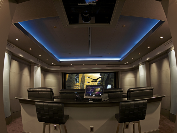 Superior Home Theatre Lighting And Design Vision Living