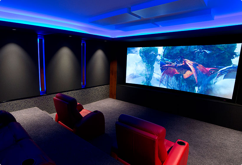 Adelaide Grand Home Cinema
