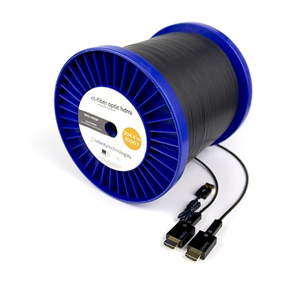 Celerity DFO-200P HDMI over fibre optic cable. 60.9 metres