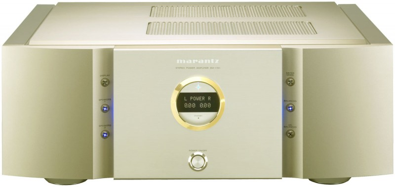 Marantz SM11S1 Power Amplifier
