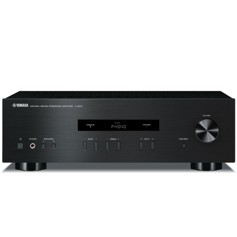Yamaha A-S201 stereo amplifier