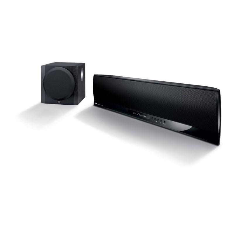 yamaha ysp 4100btsw soundbar speakers at vision living. Black Bedroom Furniture Sets. Home Design Ideas