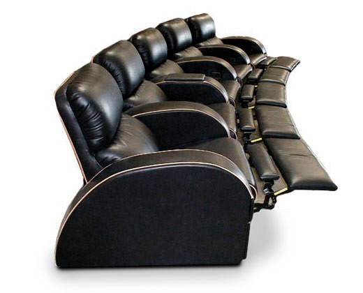 Fortress Home Cinema Seating - Concept Custom