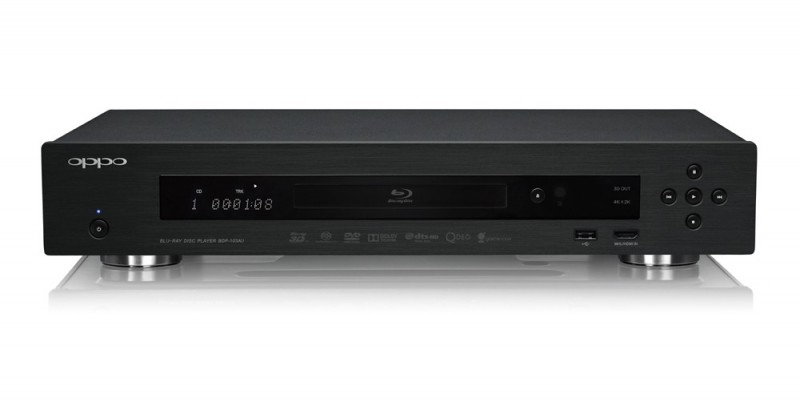 Oppo Bluray Player - BDP-103AU