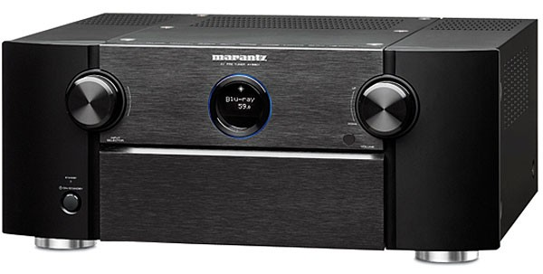 Marantz MM8077: 5-channel Power Amplifier