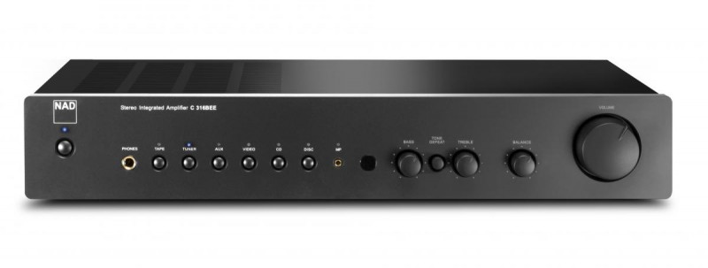 NAD C316BEEG Integrated Amplifier
