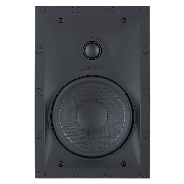 Sonance Visual Performance VP62 in wall speakers