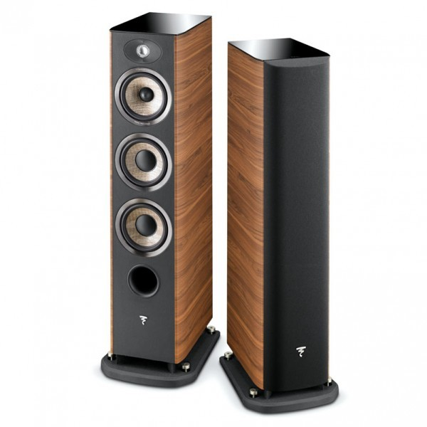 Focal JM Labs Aria 926 floor stand speaker (walnut)