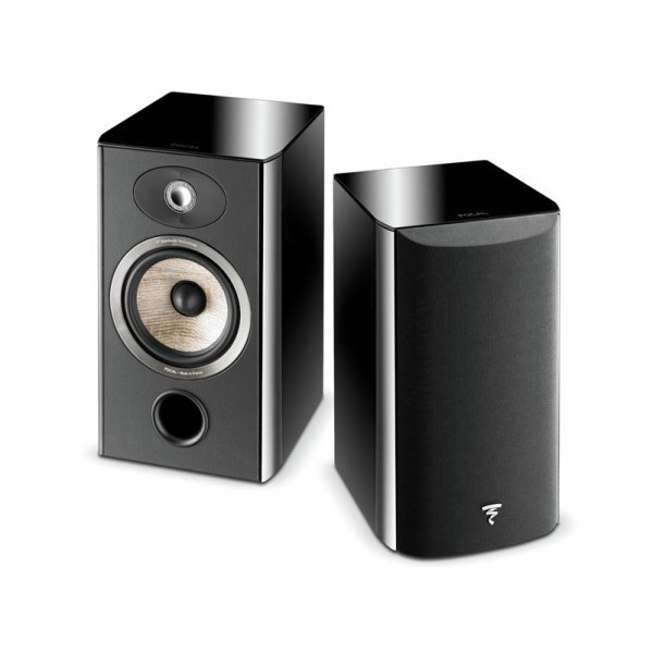 Focal JM Labs Aria 906 Bookshelf speaker (gloss black)