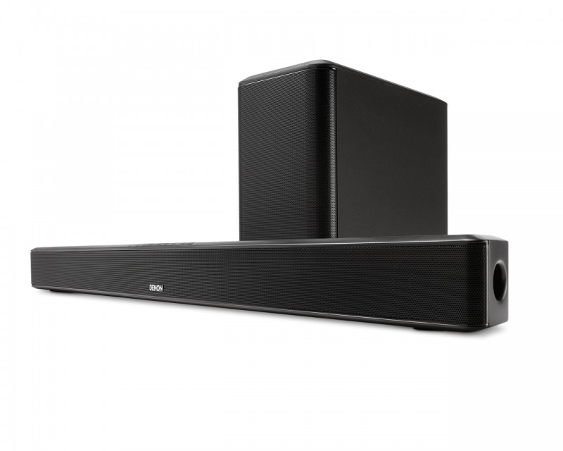 Denon DHTS514 Sound Bar system with Subwoofer