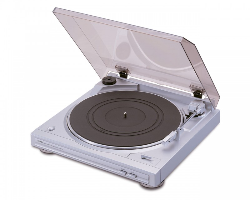 Denon DP29FE turntable