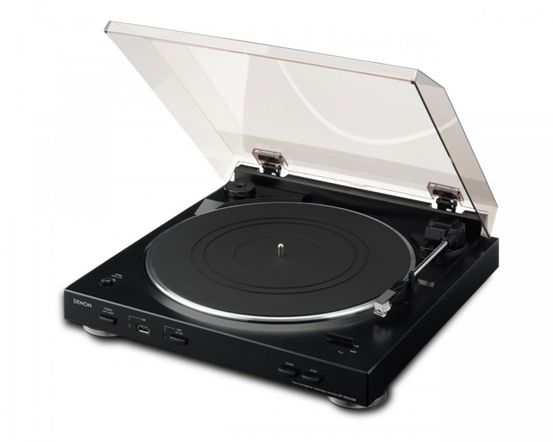 Denon DP200USB turntable
