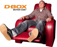 D-BOX MOTION SIMULATION SEATING