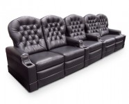 Fortress Home Cinema Seating - Guild