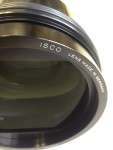 Isco Anamorphic Lens with Motorised CineSlide