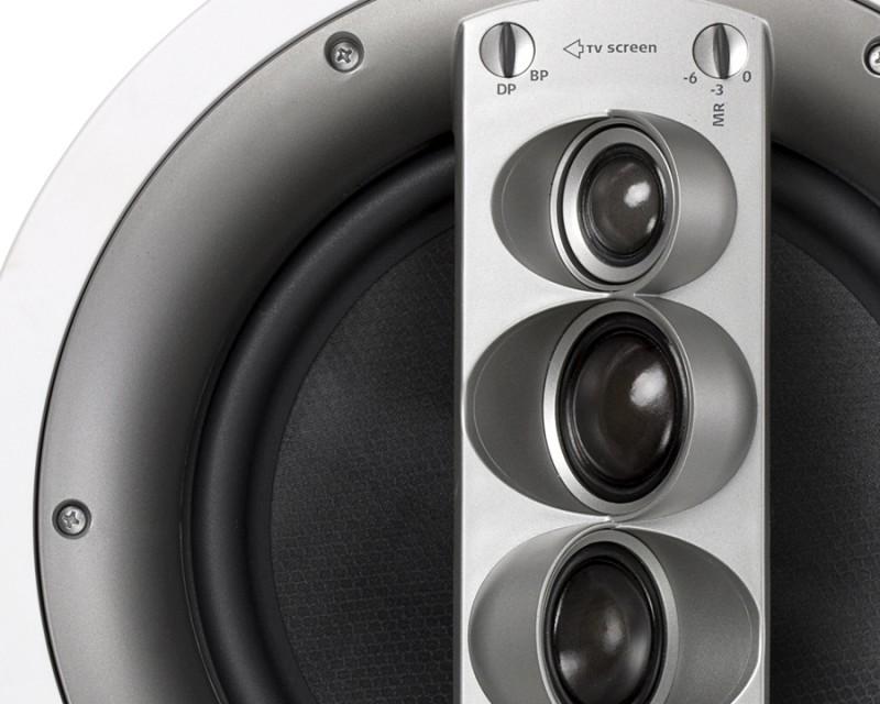 jamo ic 610 sur in ceiling surrounds speakers at vision living. Black Bedroom Furniture Sets. Home Design Ideas