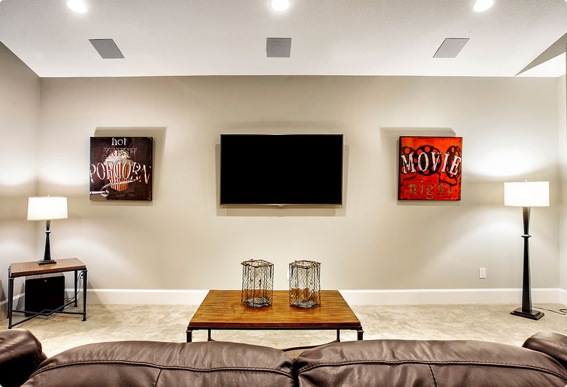 Terrific Ceiling Home Theatre System Ideas - Simple Design Home ...